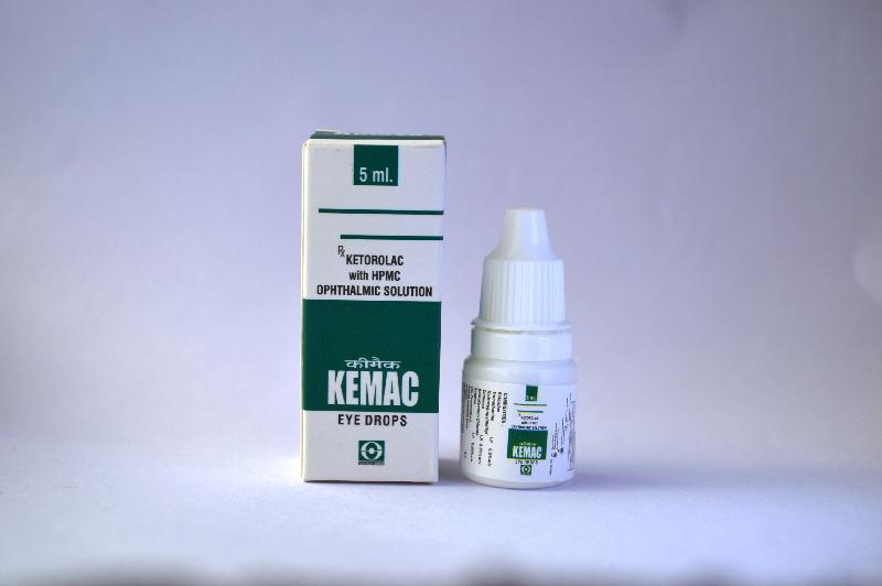Kemac Eye Drops