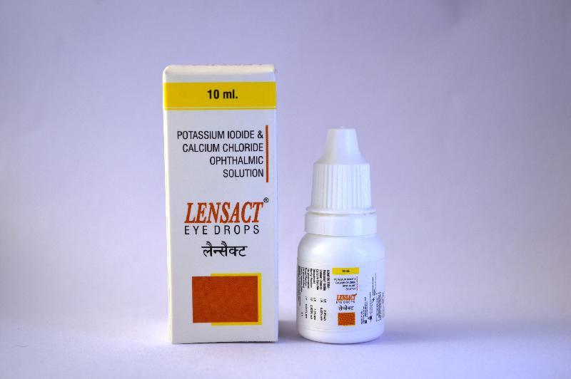 Lensact Eye Drops