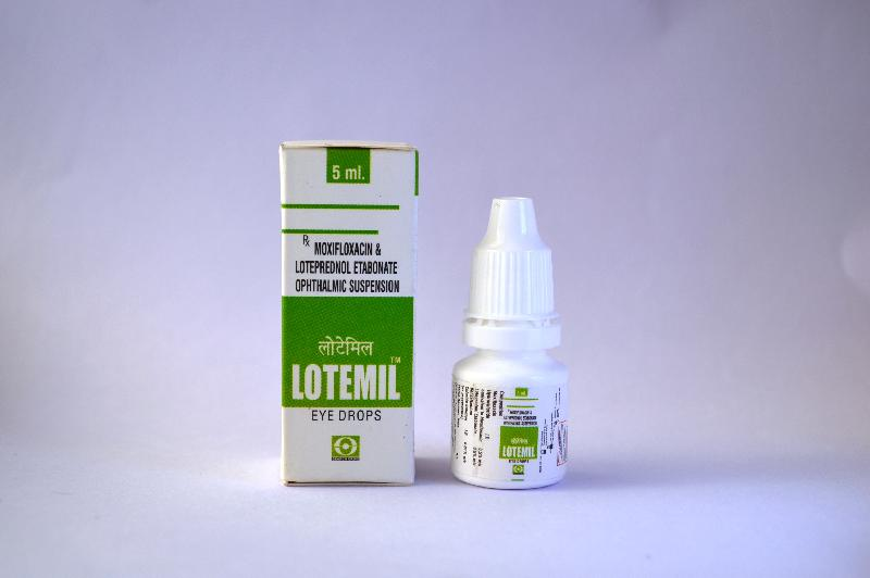 Lotemil Eye Drops