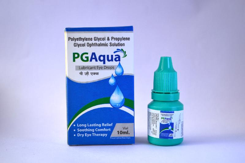 PG Aqua Eye Drops