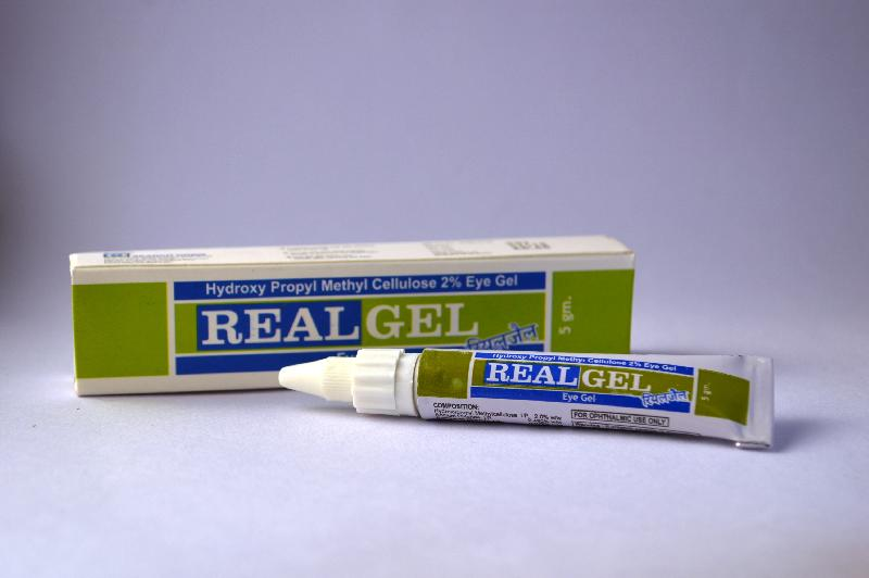 Real Ophthalmic Gel