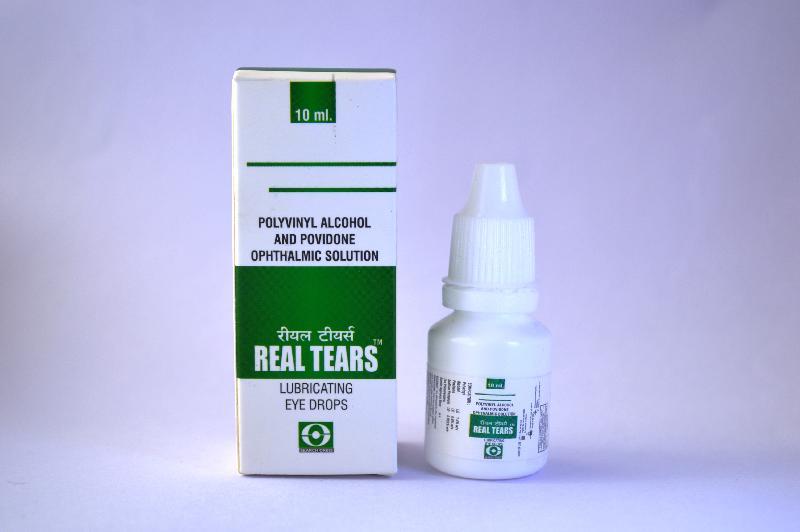 Real Tears Eye Drops