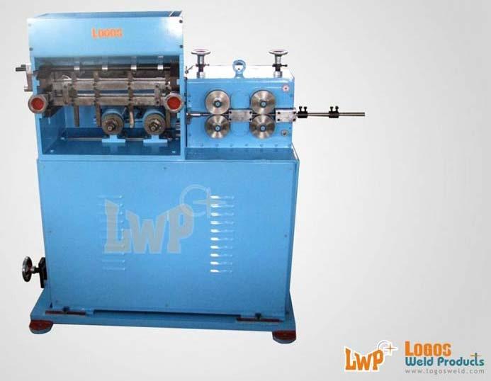 Welding Electrode Manufacturing Machine