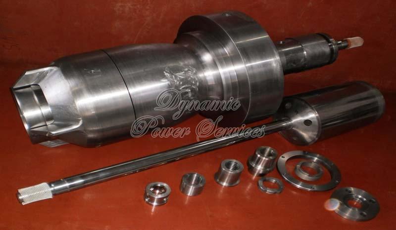 Turbine Control Valve Spare Parts