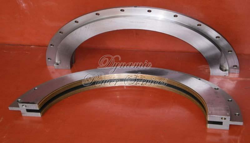 Turbine Oil Guards Ring Siemens