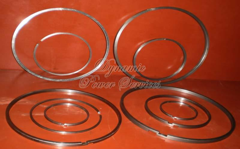 Turbine Piston Rings