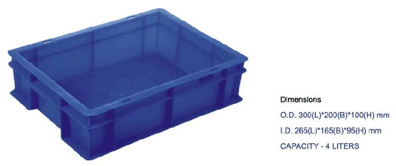Plastic Crates Series (300-200)