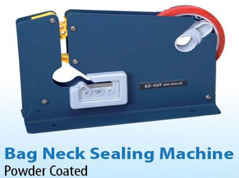 Bag Neck Sealing Machine
