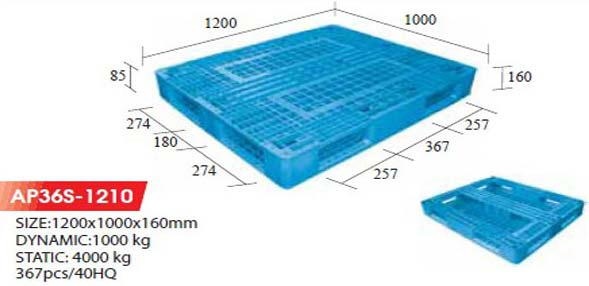 Plastic Common Pallets