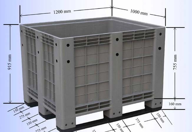 Plastic Pallet BoxesPackaging Boxes Manufacturer