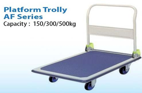 Platform trolley AF Series