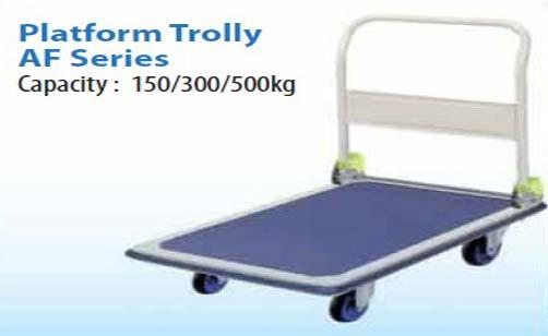 Platform Trolly AFPT Series (Plastic)