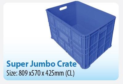 Super Jumbo Crates (Without Wheel)