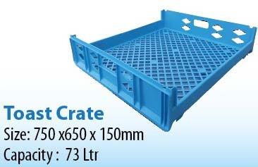 Toast Crate
