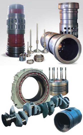 Auxiliary Engine Spare Parts