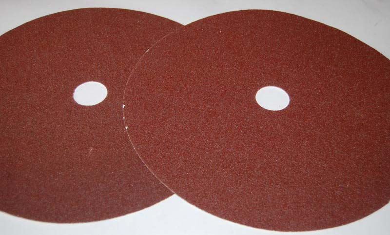 Aluminium Oxide Paper Disc