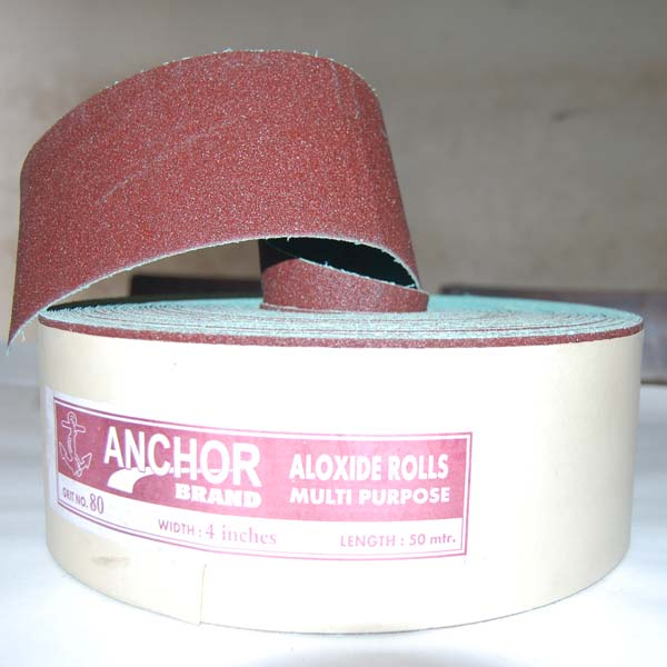 Aluminum Oxide Cloth Roll