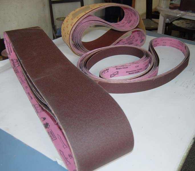 Industrial Sanding Belts