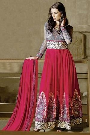 Ladies Anarkali Suit 03