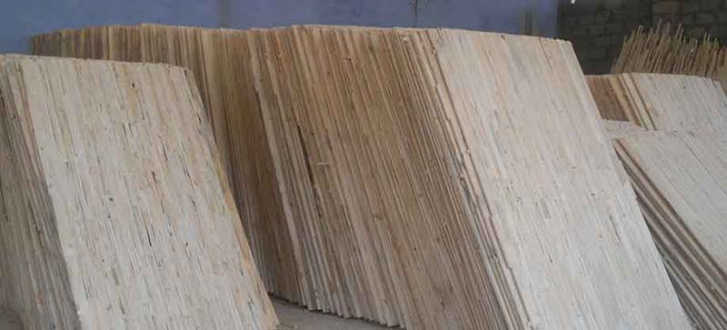 Oak Wood Block Boards