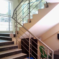 Stainless Steel Stair Railing 02