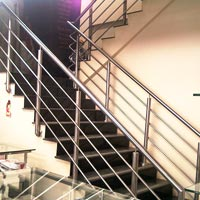 Stainless Steel Stair Railing 03