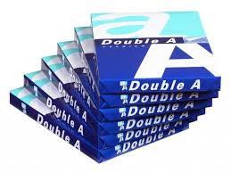 Double A A4 Size Paper
