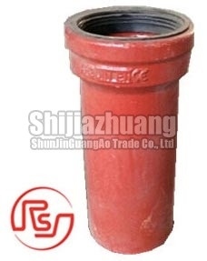 Flange Socket Short Pipe