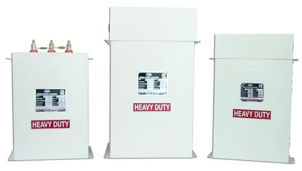 Heavy Duty Power Capacitor