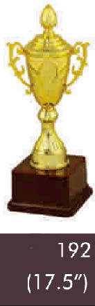 192 17-5 Inches  Trophy