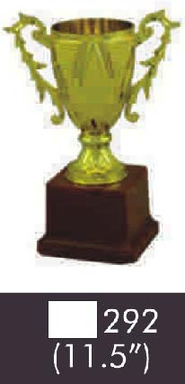 292 11-5 Inches Trophy