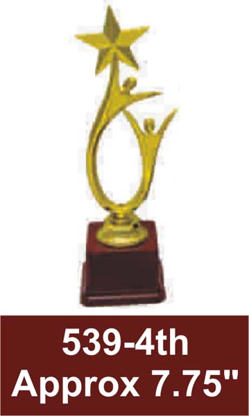 539-4  07-75 Inches Trophy