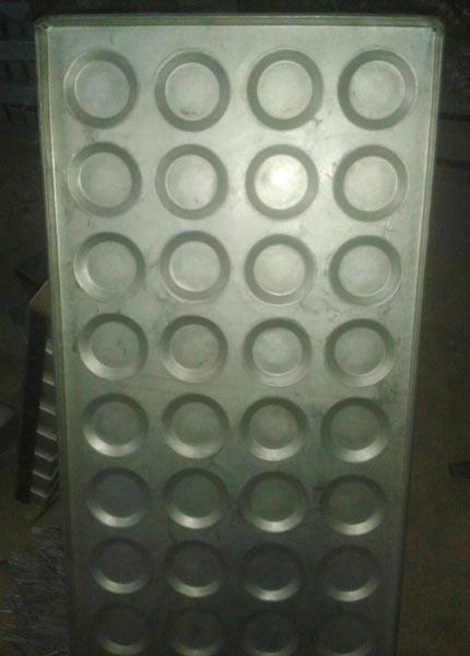 Bun Baking Tray