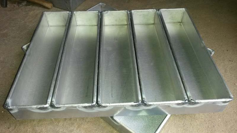 Rusk Mould (2X2 Inch)