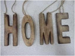 Wooden Alphabets 02