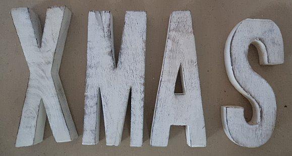 Wooden Alphabets 04