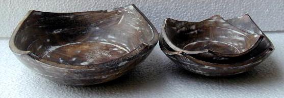 Wooden Serving Bowls 02