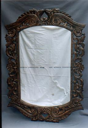 Wooden Mirror Frames 02
