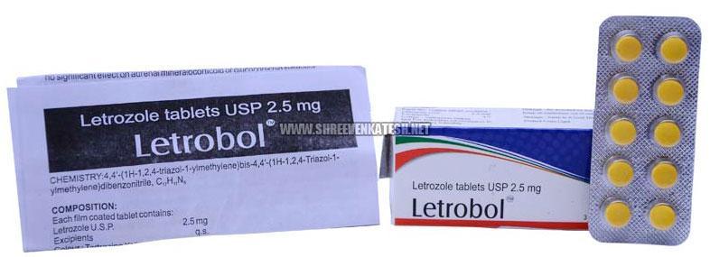 Letrobol Tablets