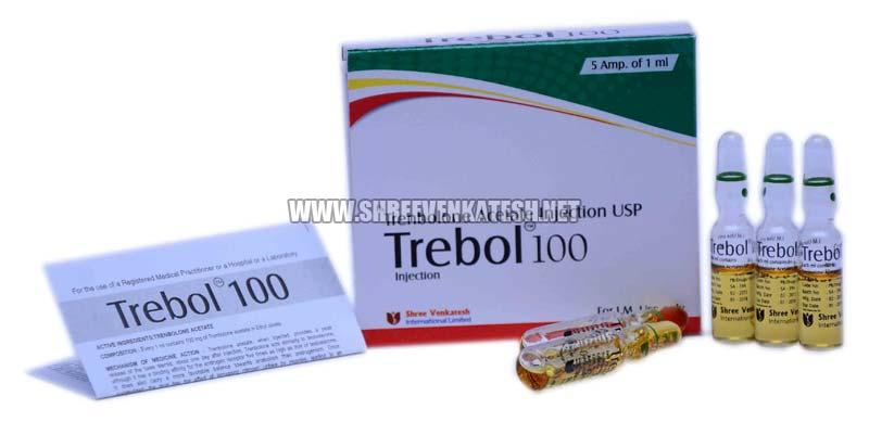 Trebol Injection