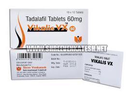 Vikalis VX 60mg Tablets