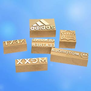 Brass Embossing Dies