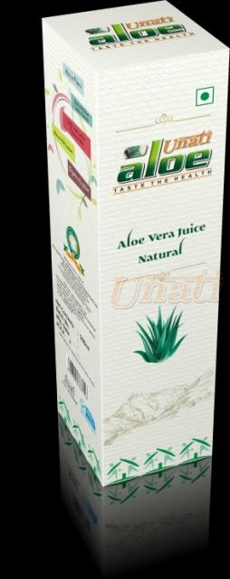 Natural Flavoured Aloevera Juice