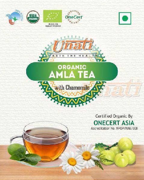 Organic Amla & Chamomile Tea