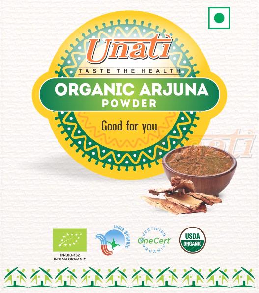 Organic Arjun Powder