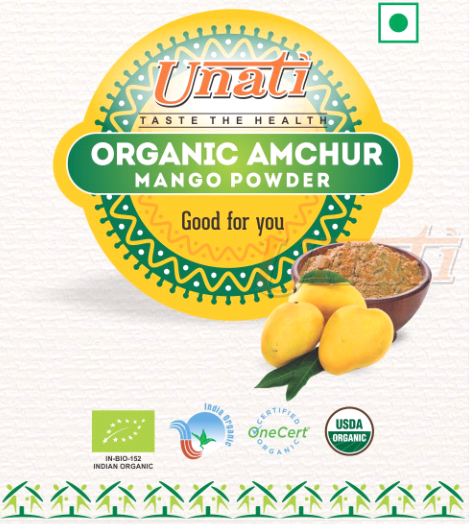 Organic Mango Powder