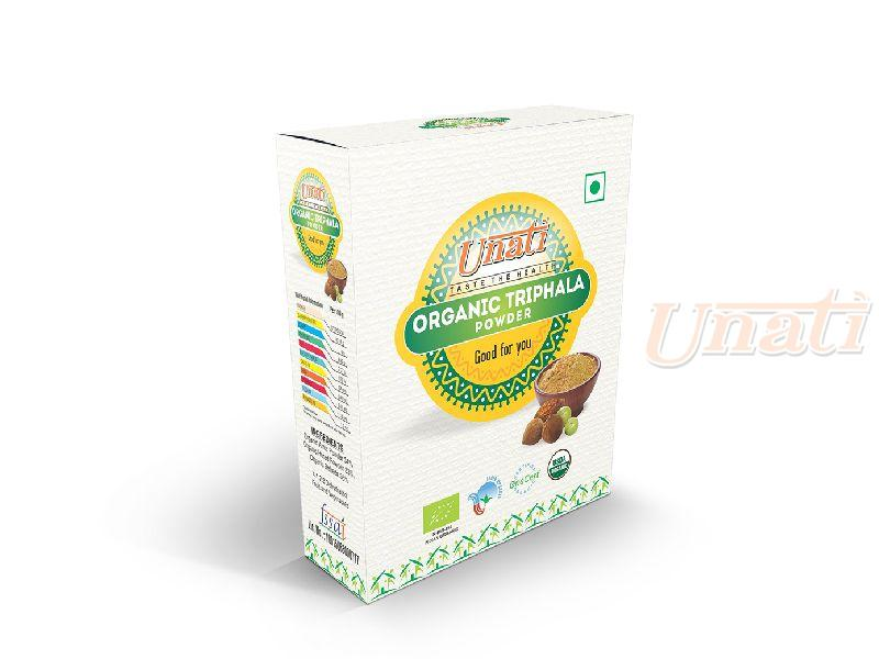 Organic Triphla Powder