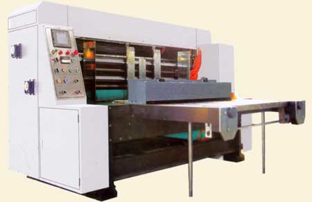 Rotary Die Cutter Machine