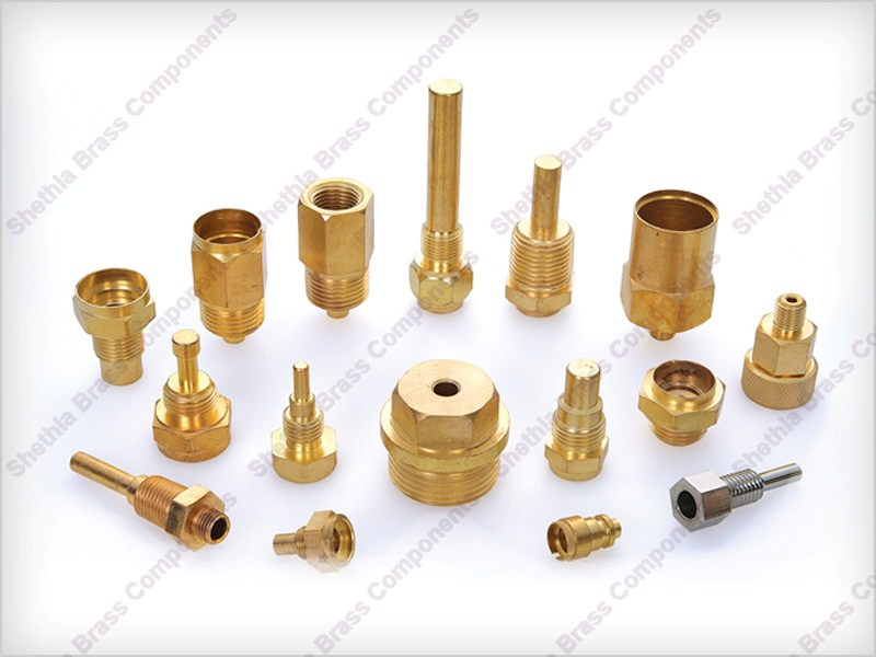 Brass Housing Part 03