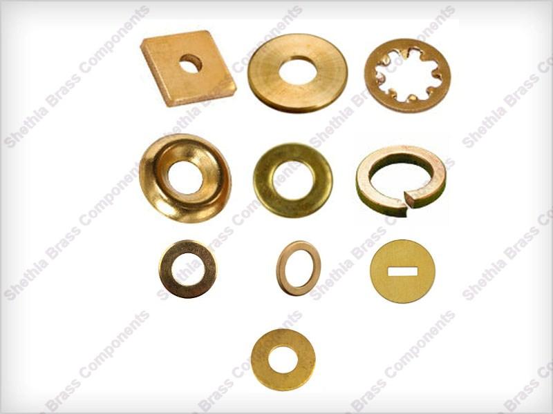 Brass Washer 03